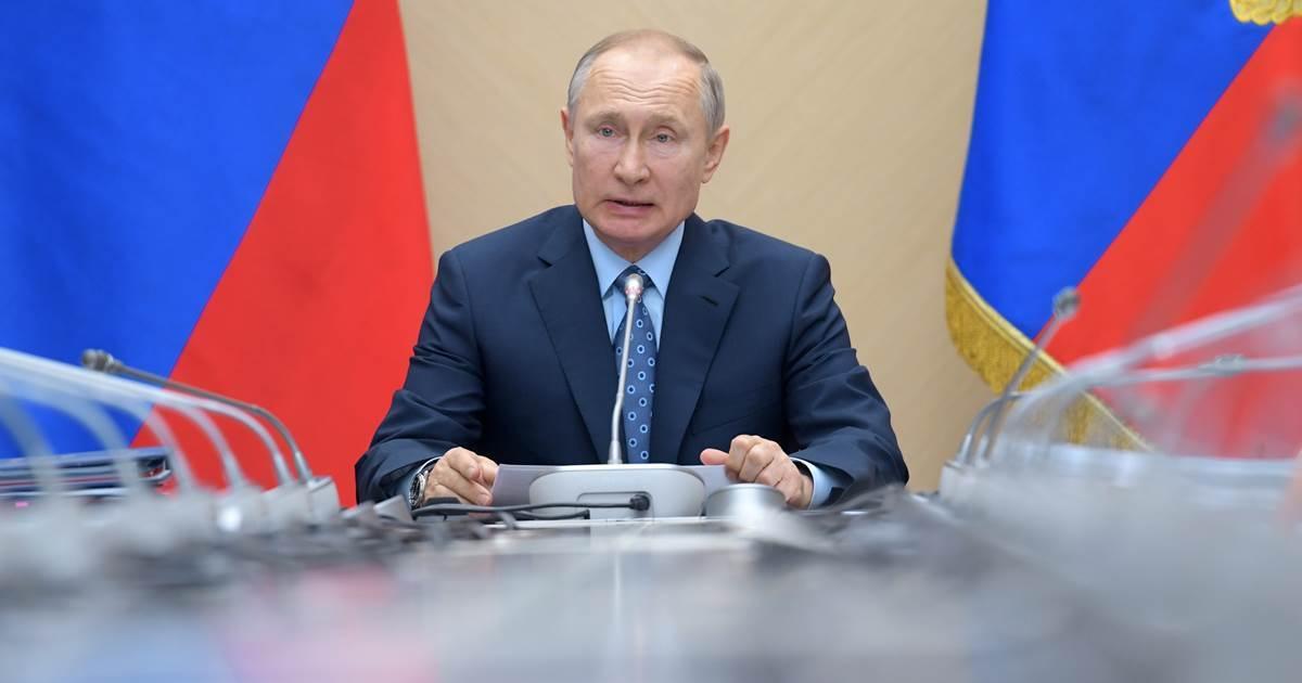 Путин занялся вопросом задержания предполагаемых бойцов ЧВК в Белоруссии