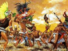 Обнаружены следы страшных преступлений времён Империи Ацтеков
