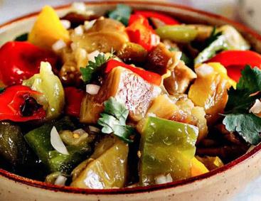Рецепты блюд из баклажанов при диабете